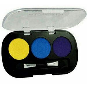 Kleancolor Mardi Gras Eyeshadow Trio